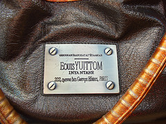 hilariously appalling garbled fake louis vuitton bag