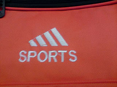 Another adidas-like logo